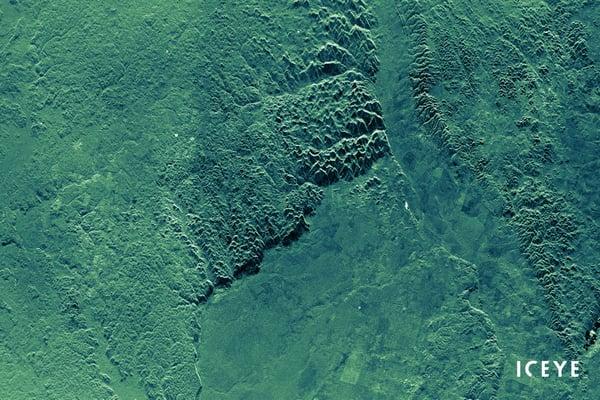 Guatemala-Cruce Dos Aguadas-ICEYE-SAR-Data