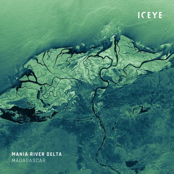 ICEYE_SAR_Satellite_Image_Madagascar_Mania_River_Delta