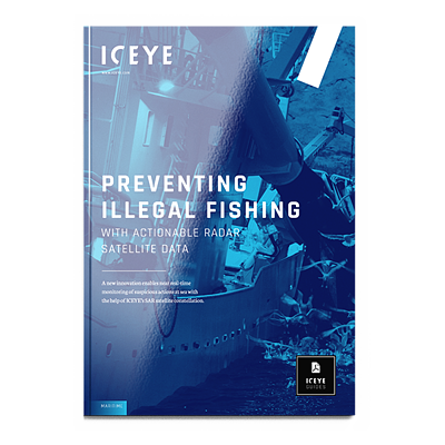 Preventing Illegal Fishing - ICEYE Downloadable