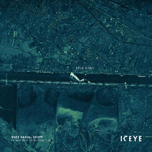 ICEYE_SAR_satellite_image_Suez_Canal_Ever_Given_Spot