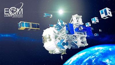 ECM Space Joins ICEYE's Launch Provider Portfolio
