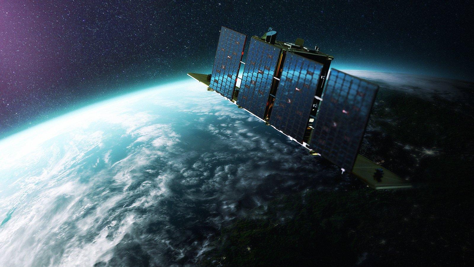 System - SAR Data - Satellite System