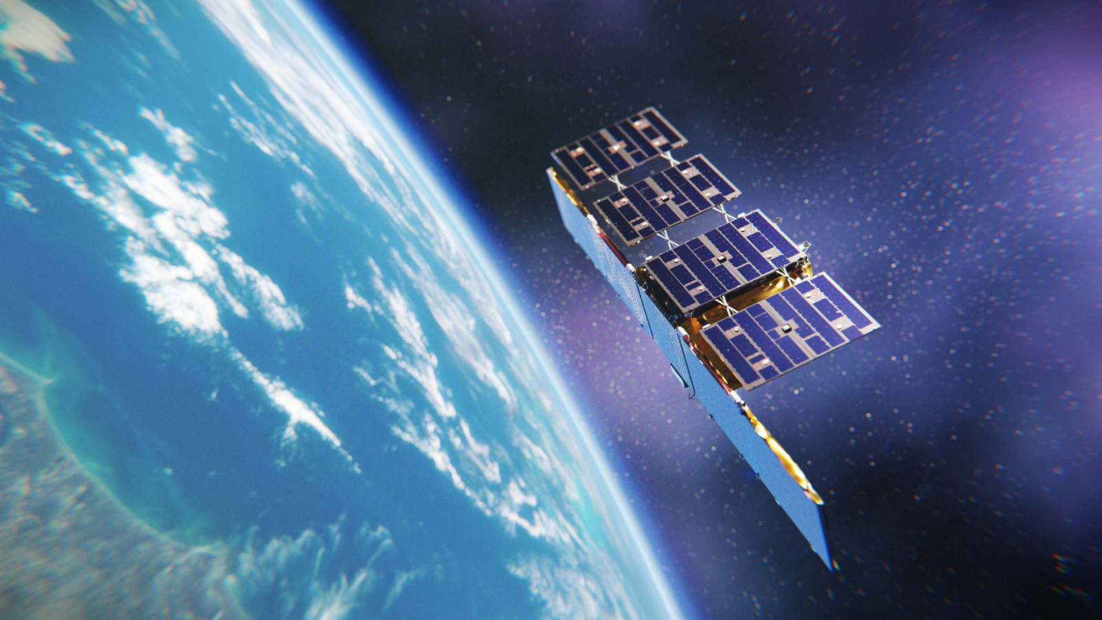 System - Sovereign - Cost-efficient Satellite