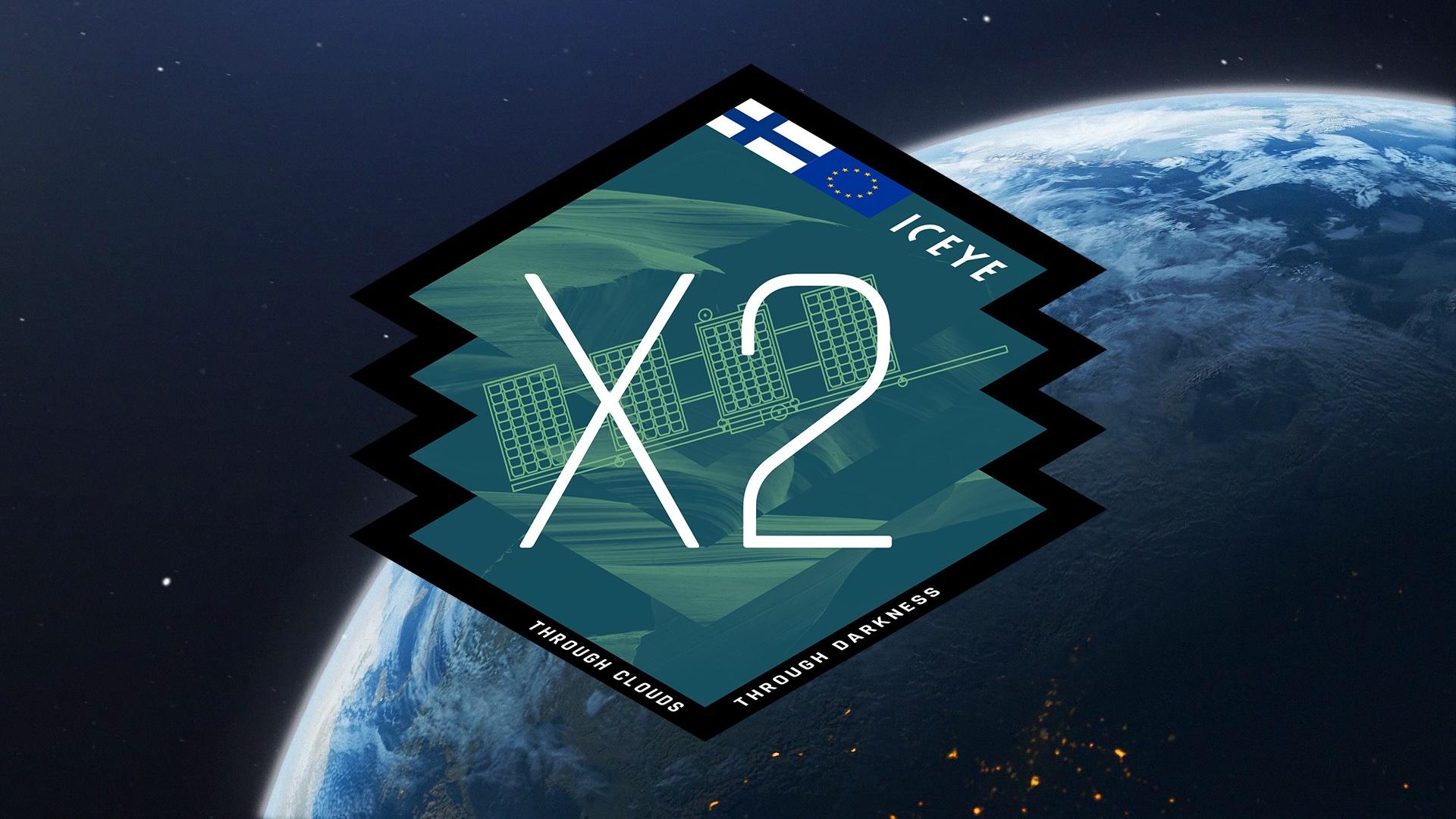 ICEYE-X2 Concept Art 2