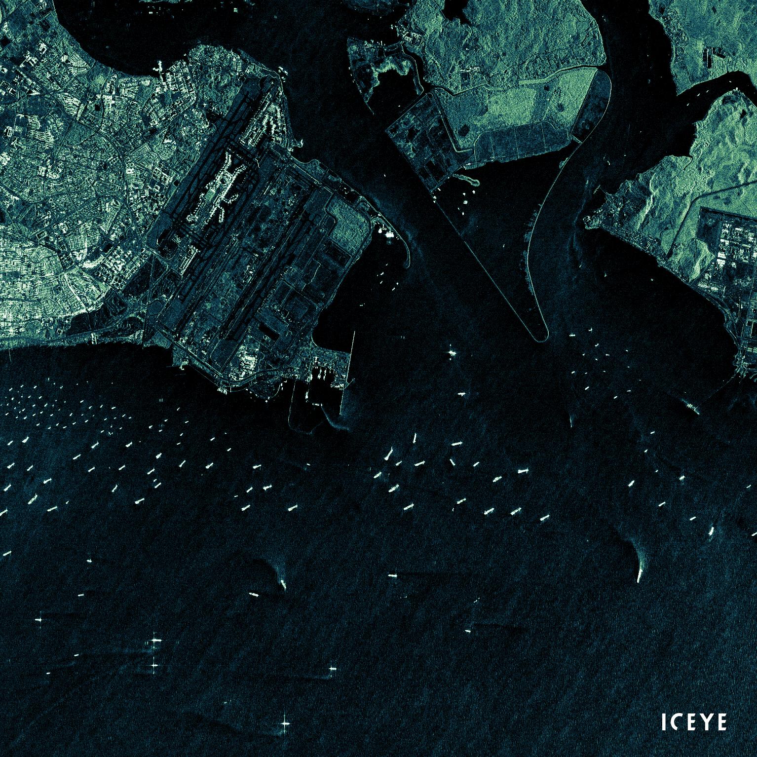 Dark-Vessel-Detection-Singapore-ICEYE-SA