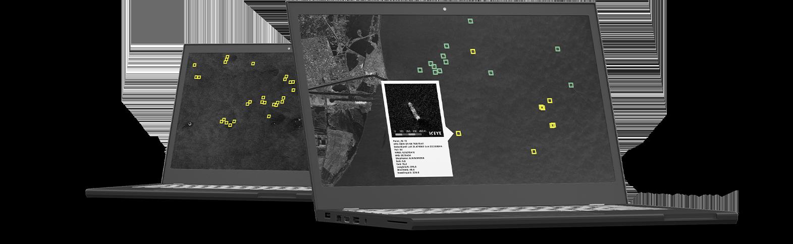 Dark Vessel Detection Dataset